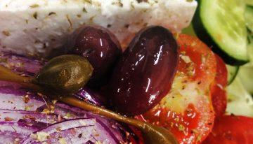 Cucina greca da asporto